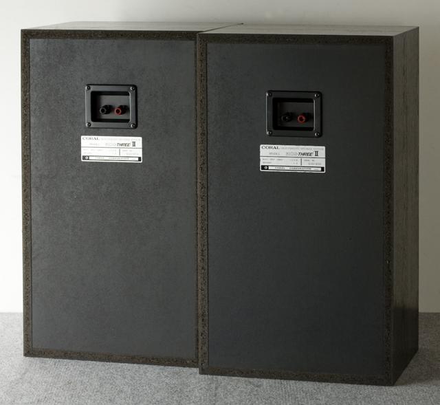 CORAL:コーラルの3ウェイスピーカーシステム「DX-THREE/II」-04