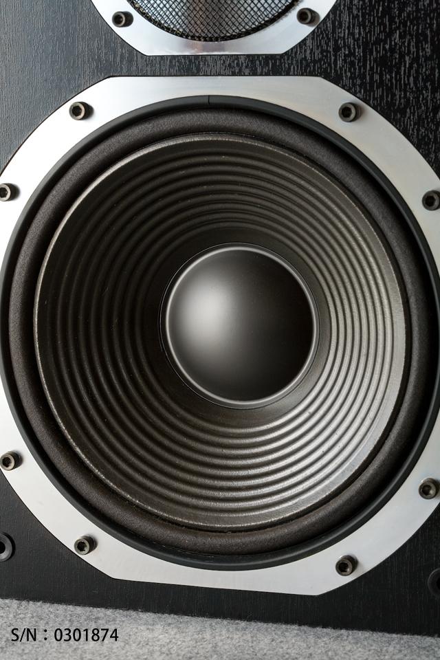 CORAL:コーラルの3ウェイスピーカーシステム「DX-THREE/II」-09