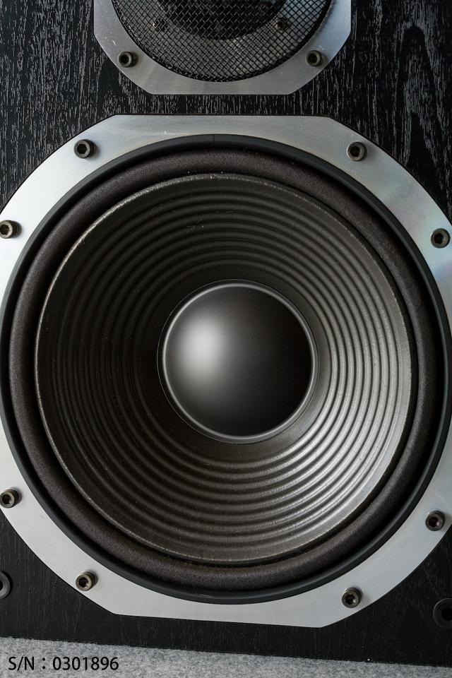 CORAL:コーラルの3ウェイスピーカーシステム「DX-THREE/II」-16