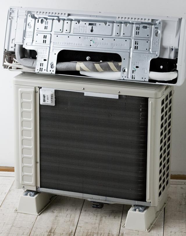 HITACHI:日立のルームエアコン、白くまくん「RAS-AJ22D」2014年製-15