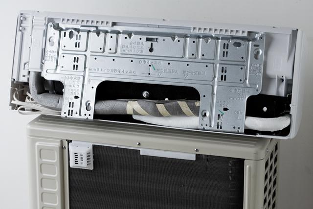 HITACHI:日立のルームエアコン、白くまくん「RAS-AJ22D」2014年製-16