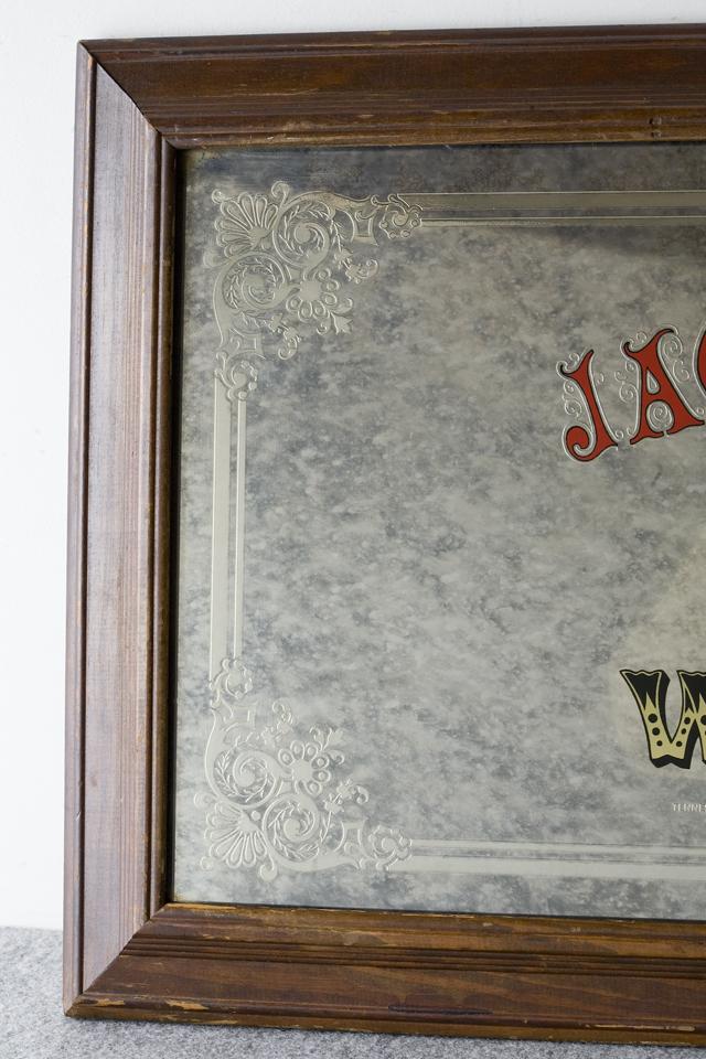 JACK DANIEL'S,ジャックダニエル,アンティーク,ビンテージ,パブミラー,ノベルティ,グッズ06