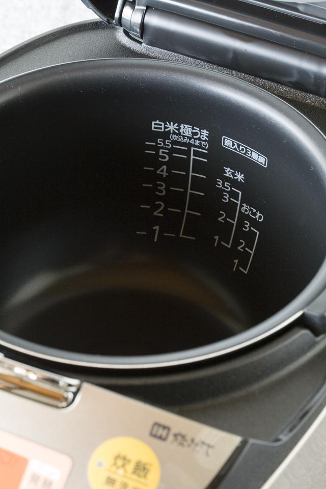 TIGER:タイガーのIH炊飯ジャー「炊き立て:JKT-G100」-06