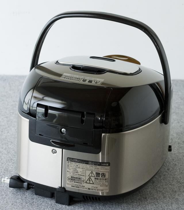 TIGER:タイガーのIH炊飯ジャー「炊き立て:JKT-G100」-10