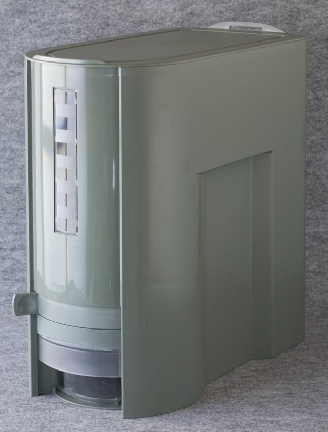 Tupperware,タッパーウェア,米びつ,ライスストッカー01