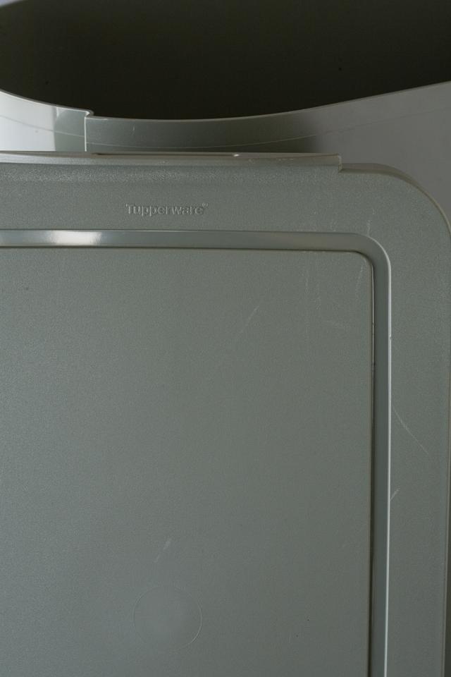 Tupperware,タッパーウェア,米びつ,ライスストッカー06