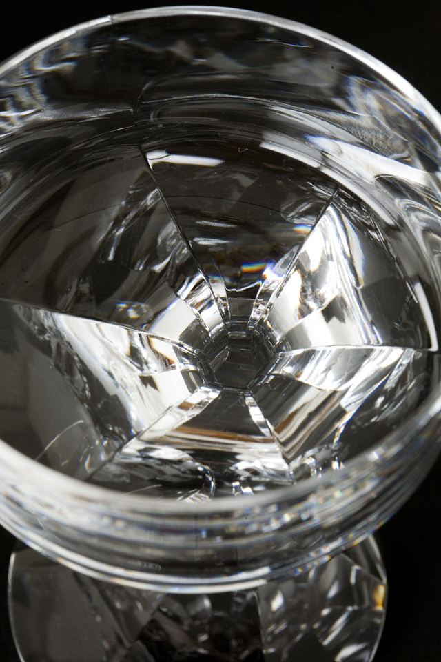 Baccarat:バカラのクリスタルグラス-10