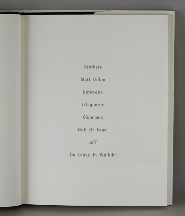 Bruce Weber:ブルース・ウェーバー写真集-06