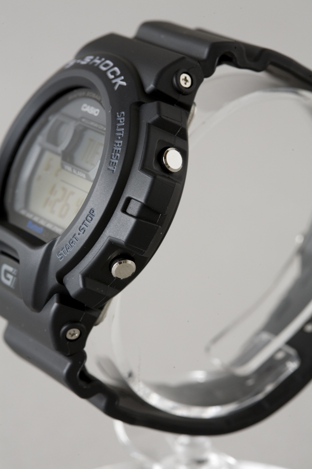 CASIO:カシオのG-SHOCK:ジーショック、Bluetooth:ブルートゥース対応「GB-6900B-1JF」-05