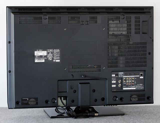 HITACHI:日立の32V型液晶テレビ:TV「L32-XP07」-02