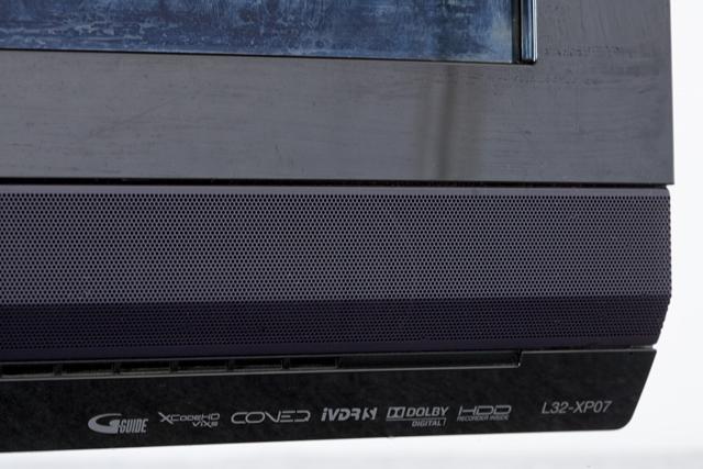 HITACHI:日立の32V型液晶テレビ:TV「L32-XP07」-08