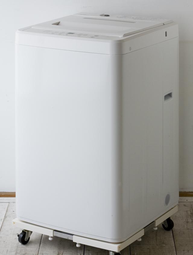 無印良品:MUJIの洗濯機「AQW-MJ45」-01