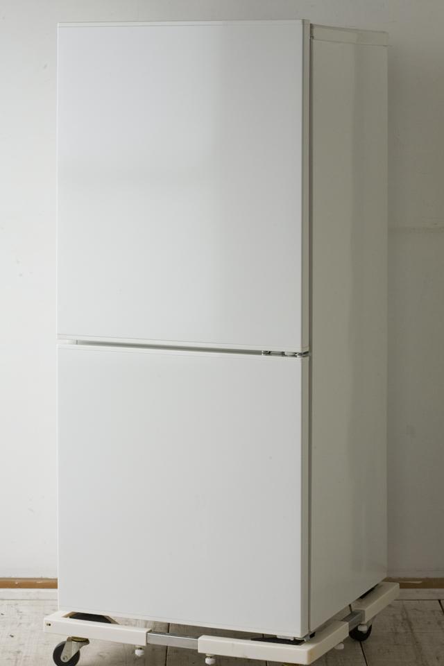 無印良品:MUJIの冷蔵庫「RMJ-11B」-01