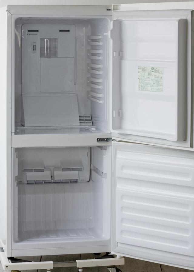 無印良品:MUJIの冷蔵庫「RMJ-11B」-03