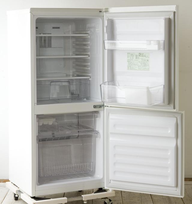 無印良品:MUJIの冷蔵庫「RMJ-11B」-04