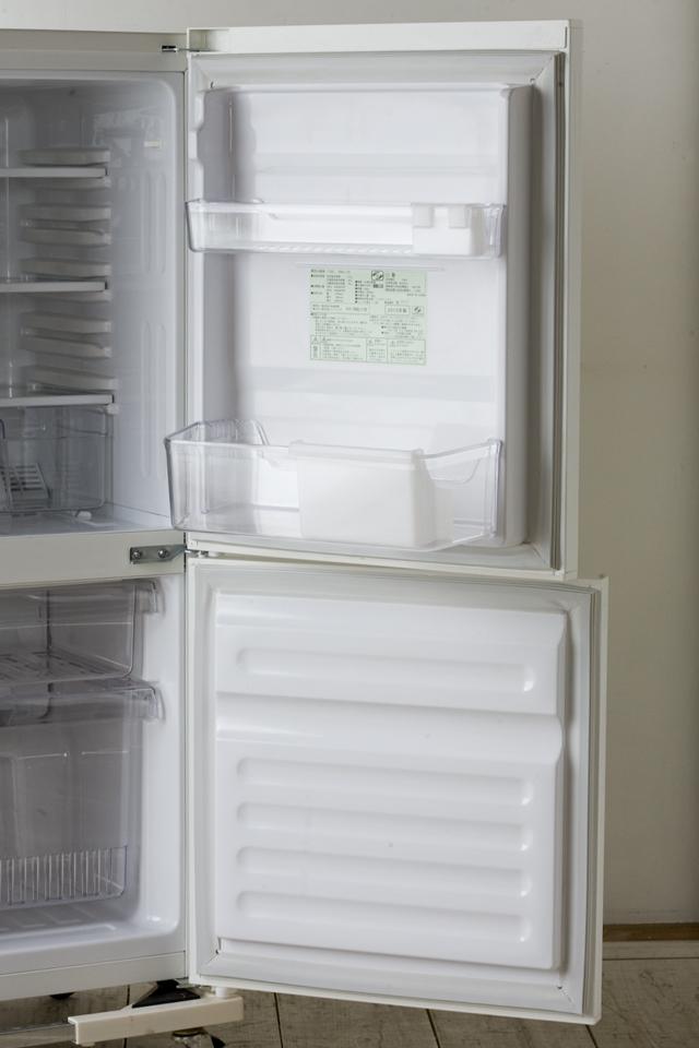 無印良品:MUJIの冷蔵庫「RMJ-11B」-05