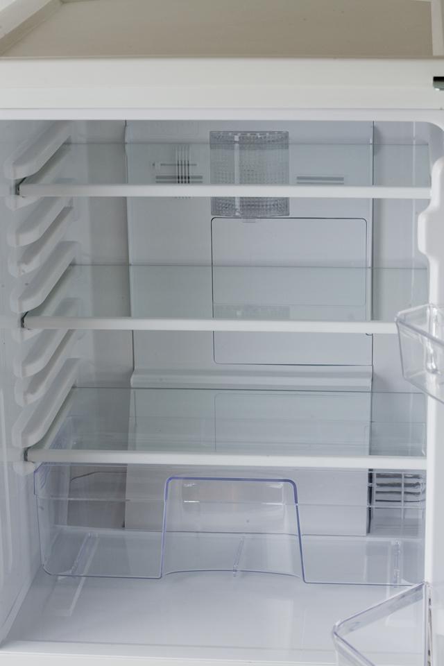 無印良品:MUJIの冷蔵庫「RMJ-11B」-10