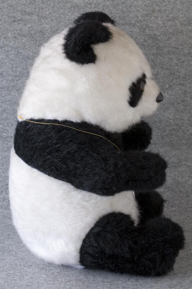 昭和レトロなパンダ5点セット-05