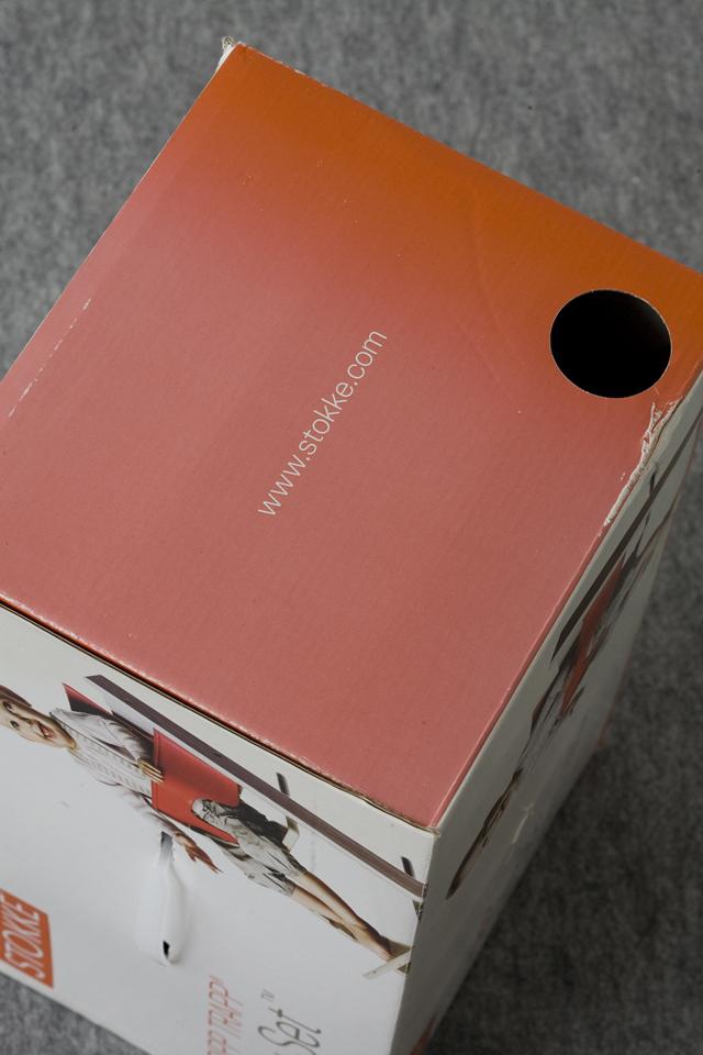 北欧デザインベビーチェア、STOKKE:ストッケの「TRIPP TRAPP:トリップトラップ」ベビーセット-06