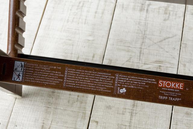 北欧デザインベビーチェア、STOKKE:ストッケのTRIPP TRAPP:トリップトラップ-13