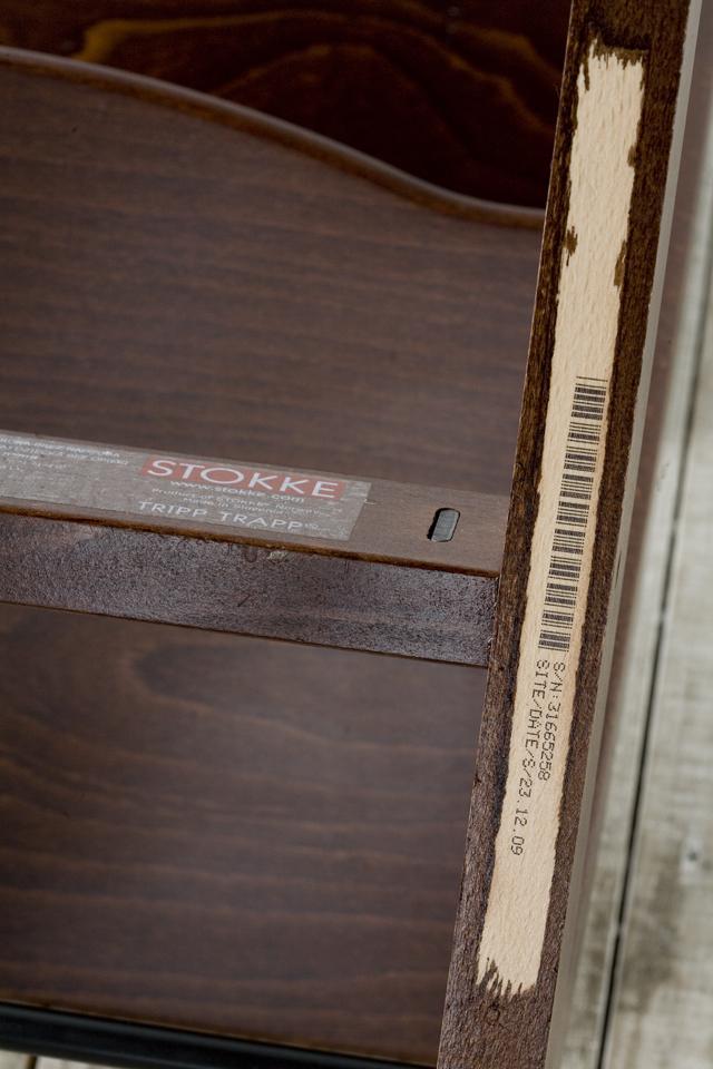北欧デザインベビーチェア、STOKKE:ストッケのTRIPP TRAPP:トリップトラップ-16