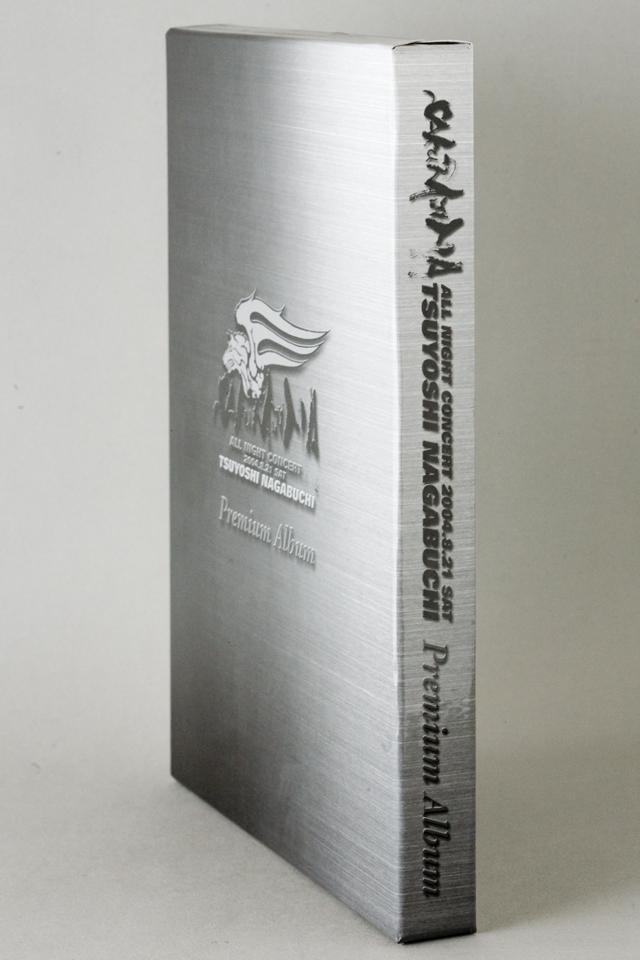 長渕剛のPremium Album:プレミアムアルバム「SAKURAJIMA:桜島」-02