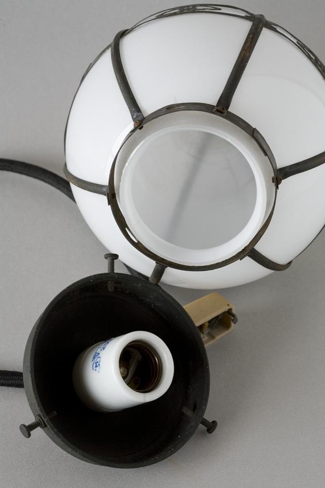 アンティーク、昭和レトロな和風照明-05