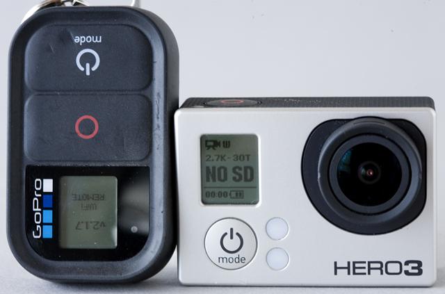 中古GoPro:ゴープロの「HERO3 BLACK EDITION」-02
