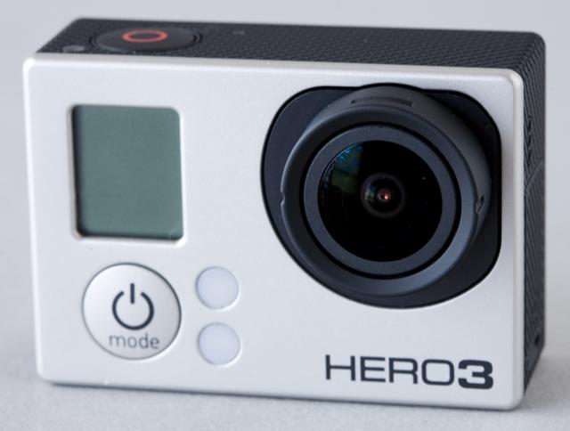中古GoPro:ゴープロの「HERO3 BLACK EDITION」-06