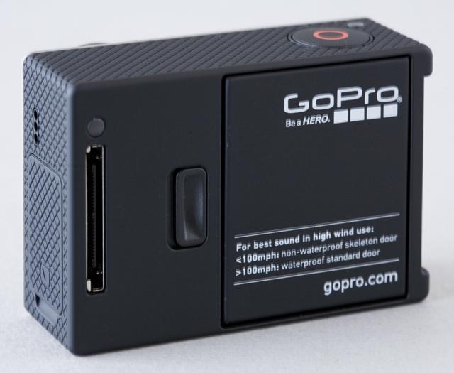 中古GoPro:ゴープロの「HERO3 BLACK EDITION」-07