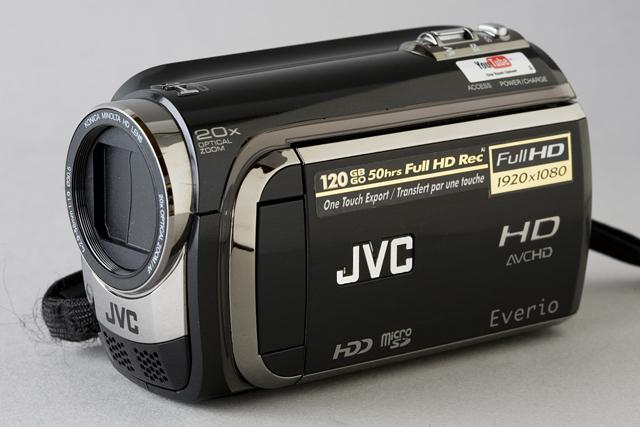 JVC Victor:ビクターハードディスクムービー「GZ-HD320」-01