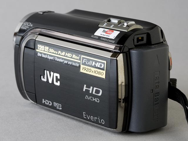 JVC Victor:ビクターハードディスクムービー「GZ-HD320」-02