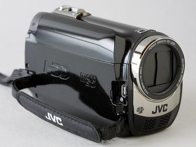 JVC Victor:ビクターハードディスクムービー「GZ-HD320」-04