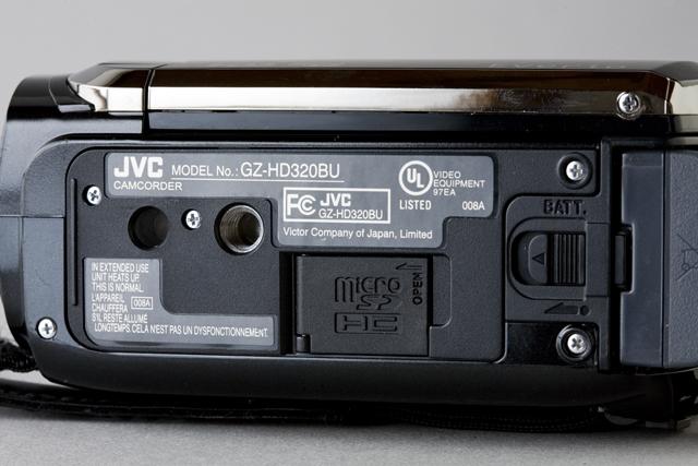 JVC Victor:ビクターハードディスクムービー「GZ-HD320」-06