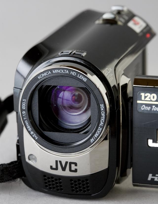 JVC Victor:ビクターハードディスクムービー「GZ-HD320」-09