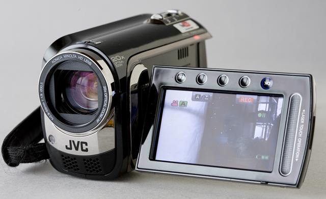 JVC Victor:ビクターハードディスクムービー「GZ-HD320」-10