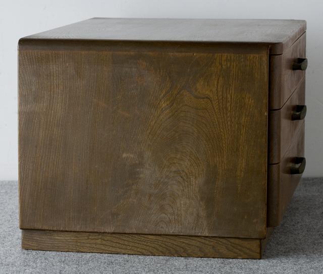 純銀:シルバーカトラリー木製収納ケース-03