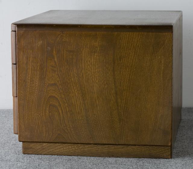 純銀:シルバーカトラリー木製収納ケース-05