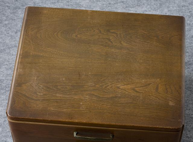 純銀:シルバーカトラリー木製収納ケース-06