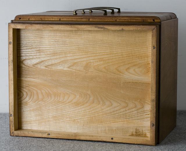純銀:シルバーカトラリー木製収納ケース-07