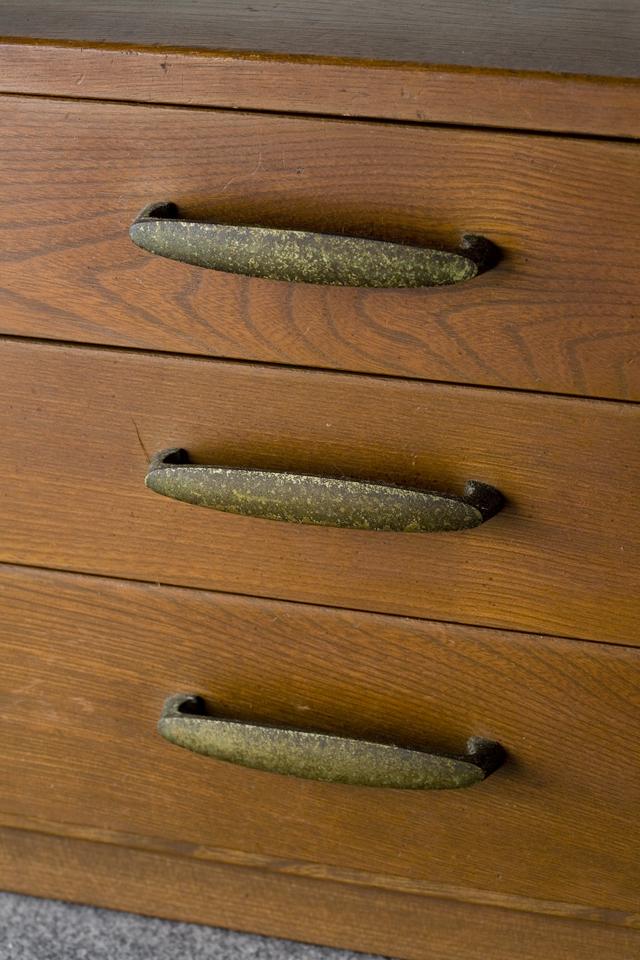 純銀:シルバーカトラリー木製収納ケース-09
