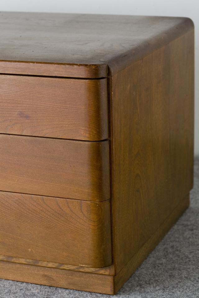 純銀:シルバーカトラリー木製収納ケース-10