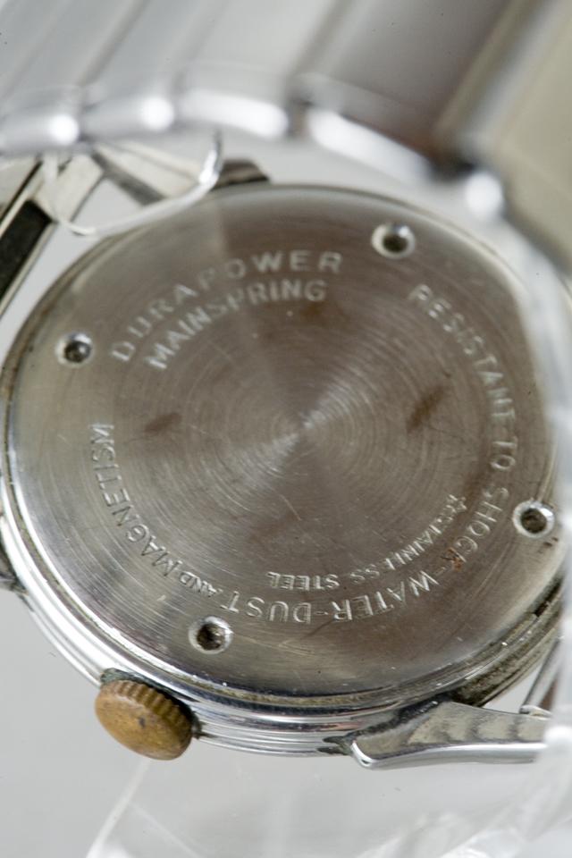 アンティークELGIN:エルジンの手巻き腕時計-05
