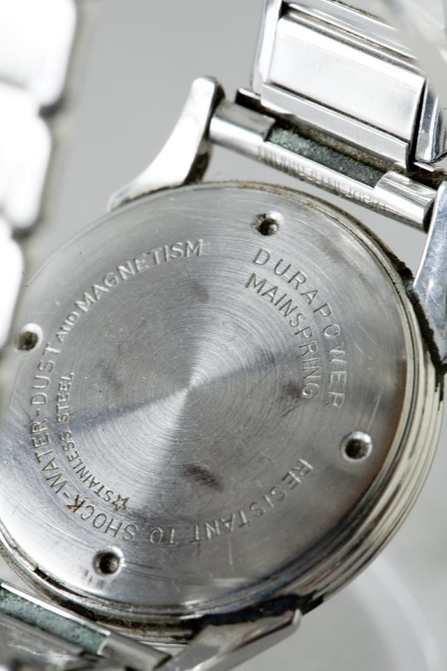 アンティークELGIN:エルジンの手巻き腕時計-06