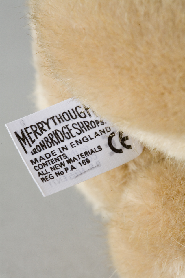 MERRY THOUGHT:メリーソートのイギリス製テディベア-07