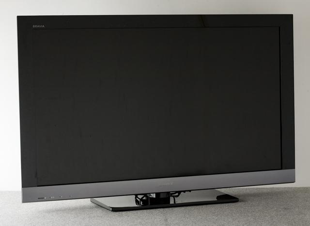 SONY:ソニーの液晶テレビ:TV、BRAVIA:ブラビア「KDL-40EX500」-01