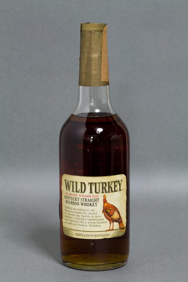 「WILD TURKEY:ワイルドターキー」8年-03