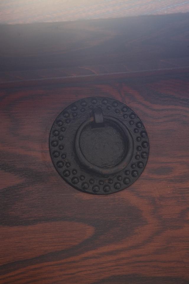 岩谷堂箪笥の長火鉢-13