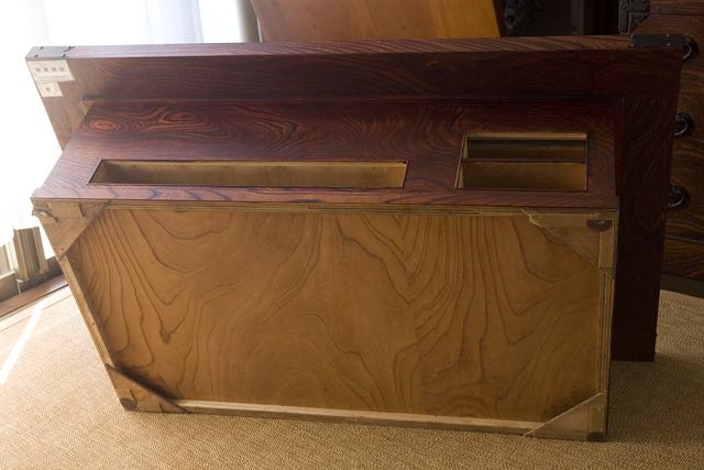 岩谷堂箪笥の長火鉢-16