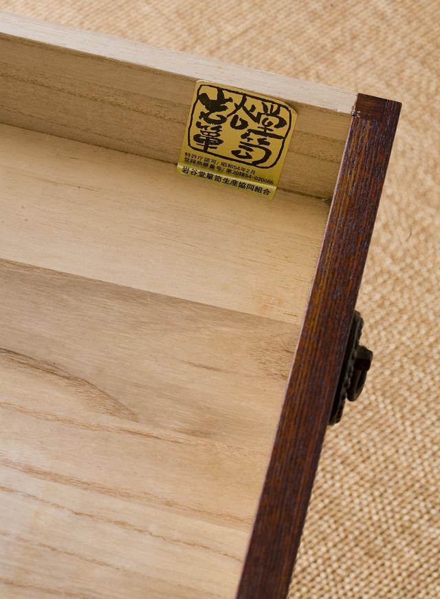 岩谷堂箪笥の長火鉢-20